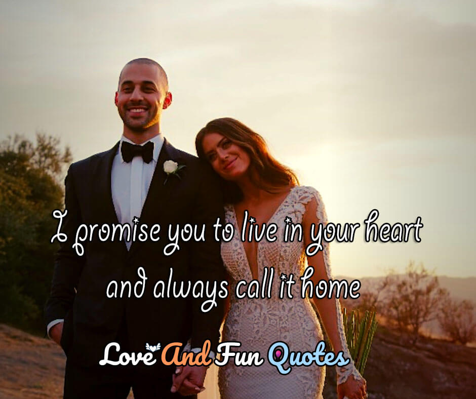 Cute love quotes for boyfriend