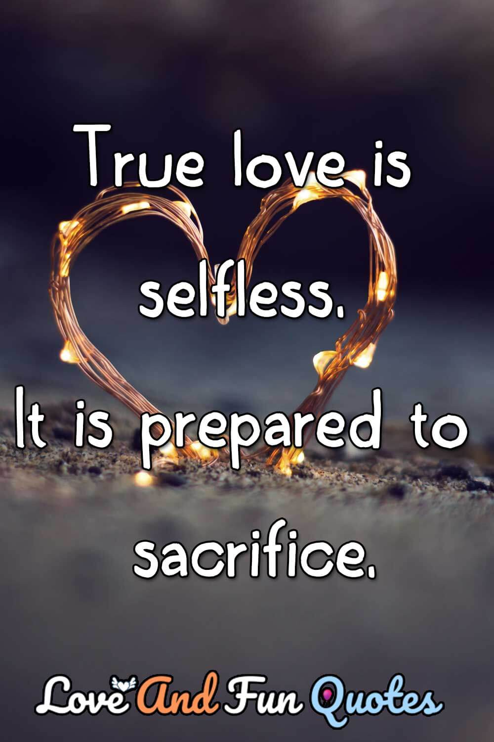 true love quotes images
