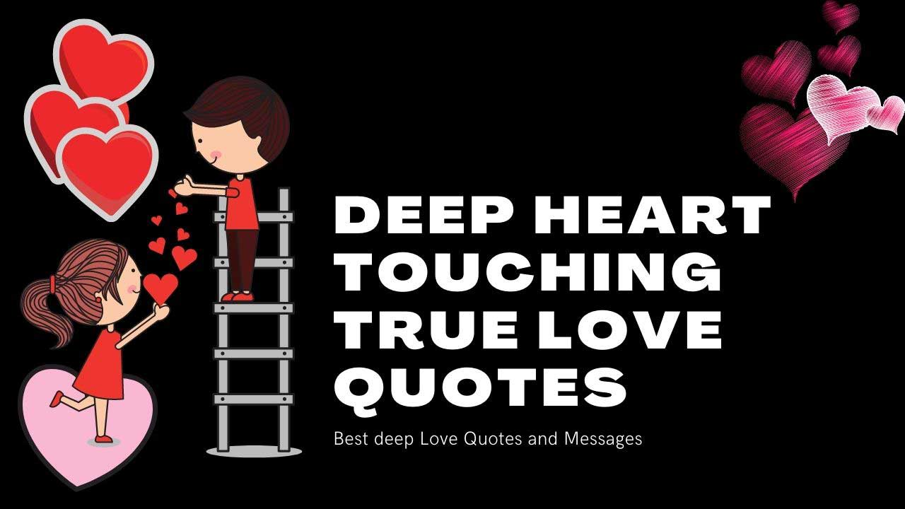 Heart Touching True Love Quotes
