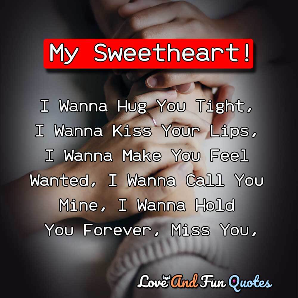 i miss you love quotes for your girlfriend