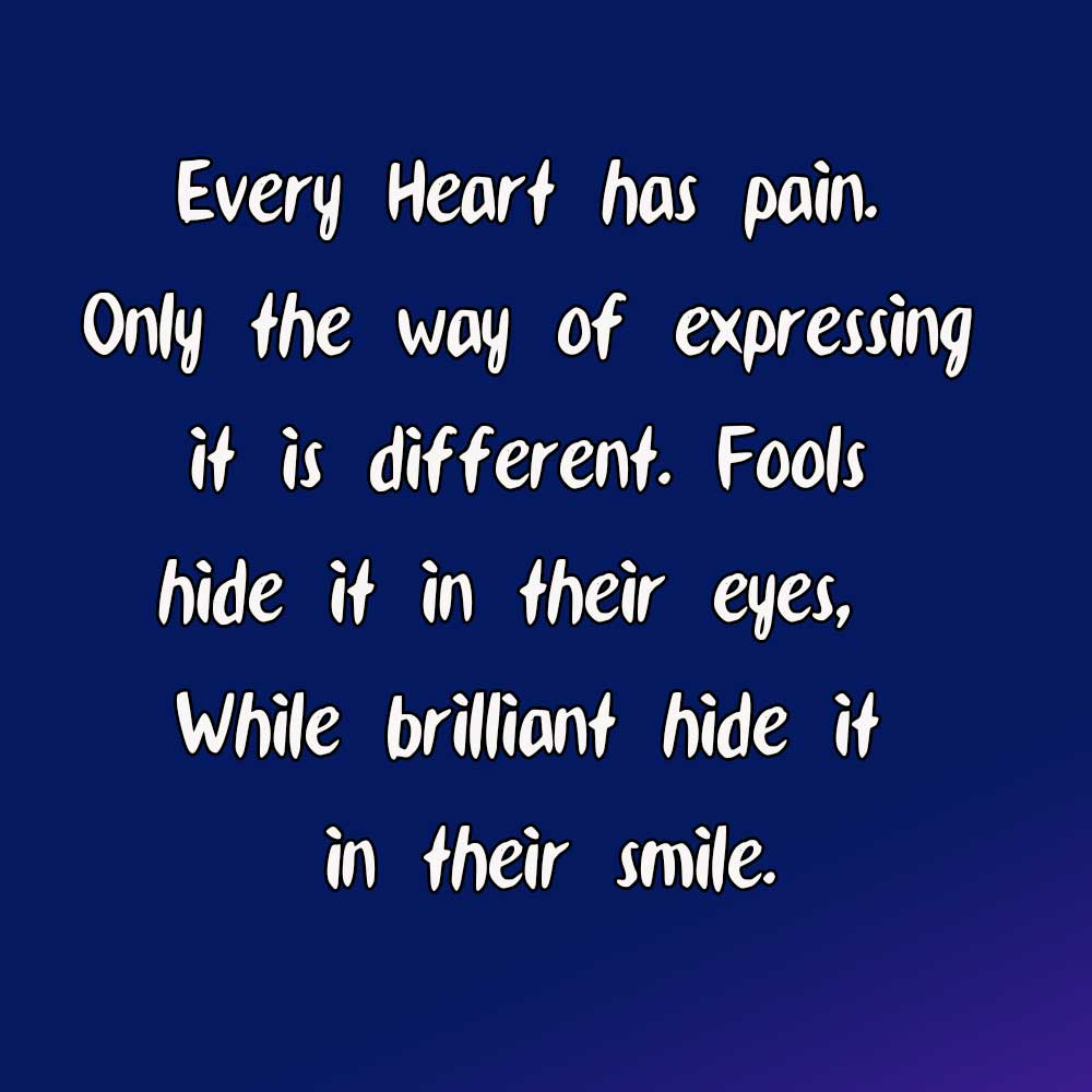 very sad love quotes images in english