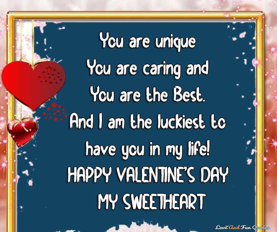 happy valentine day my love quotes and sayings
