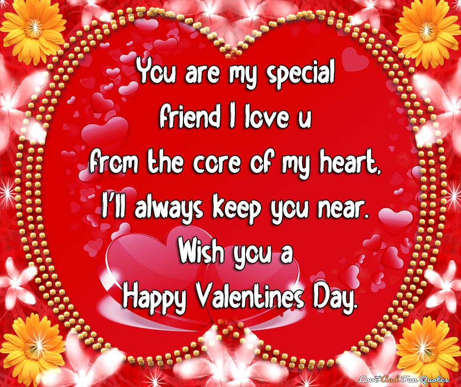 valentine day quotes for freinds