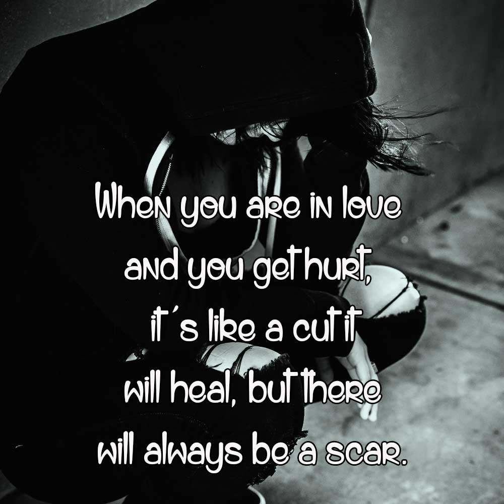 sad love quotes images download