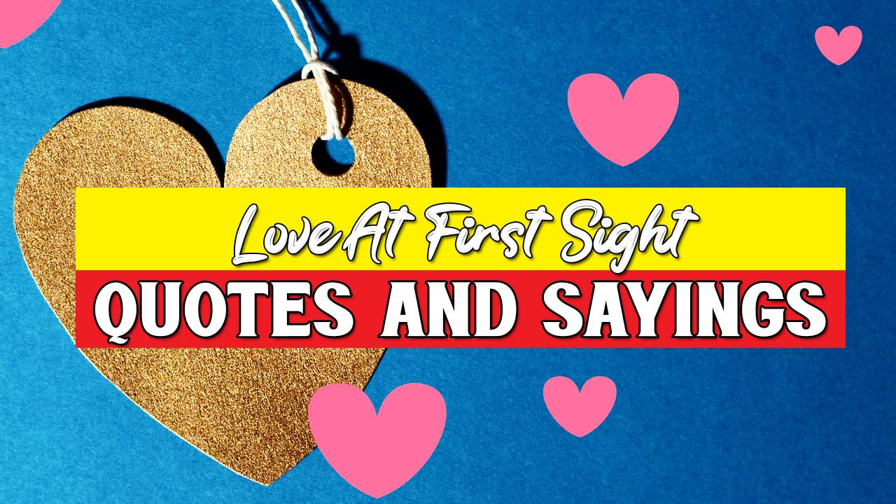 love at first sight love quotes
