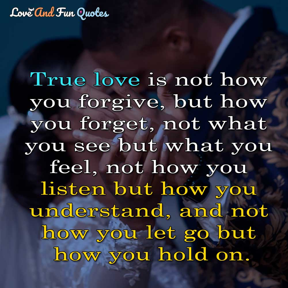 true love quotes images download