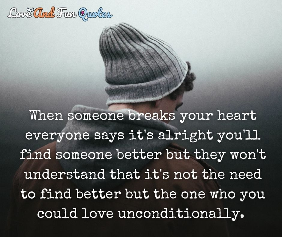 Best Unconditional Love Quotes